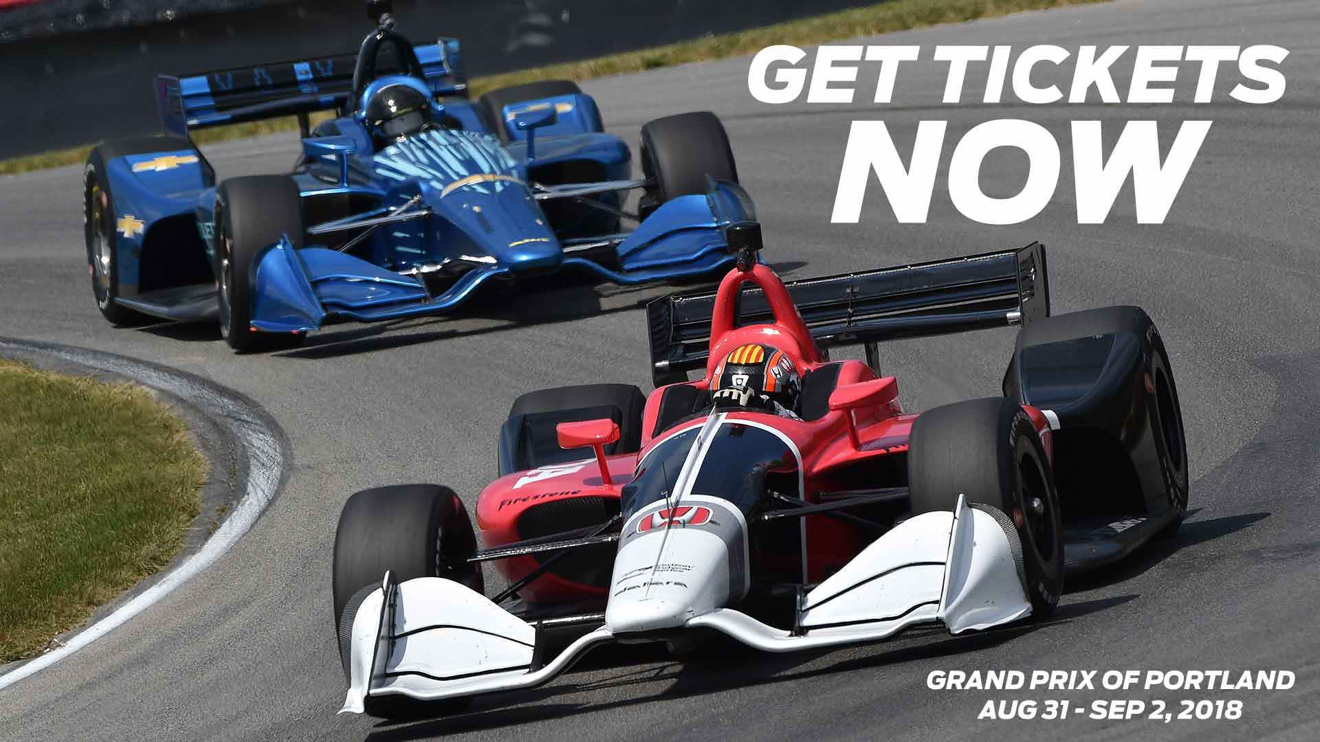 Tickets now on sale for 2018 Grand Prix of Portland