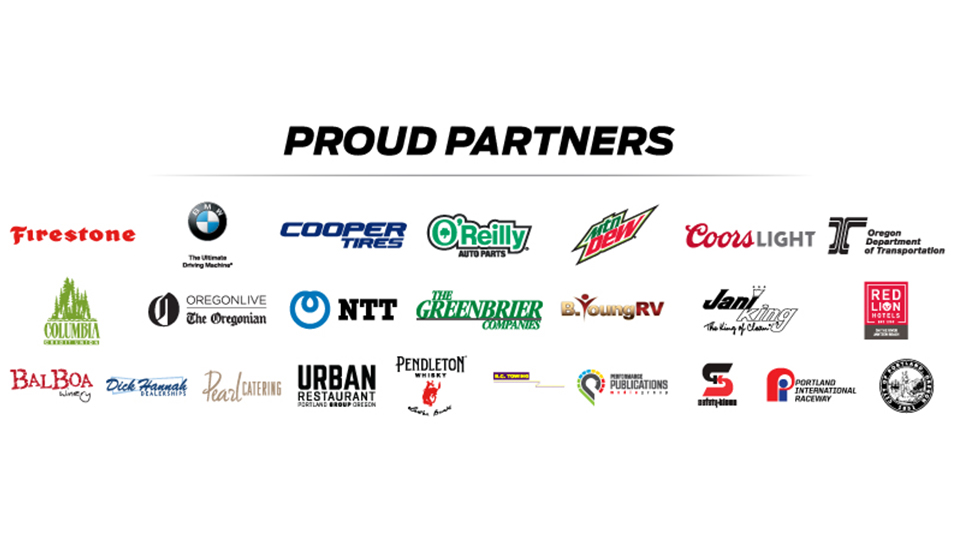 Grand Prix of Portland partners