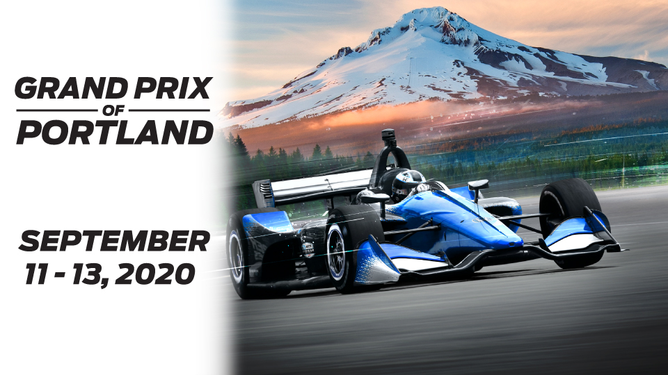 The Grand Prix of Portland Moves to One Week Later in September