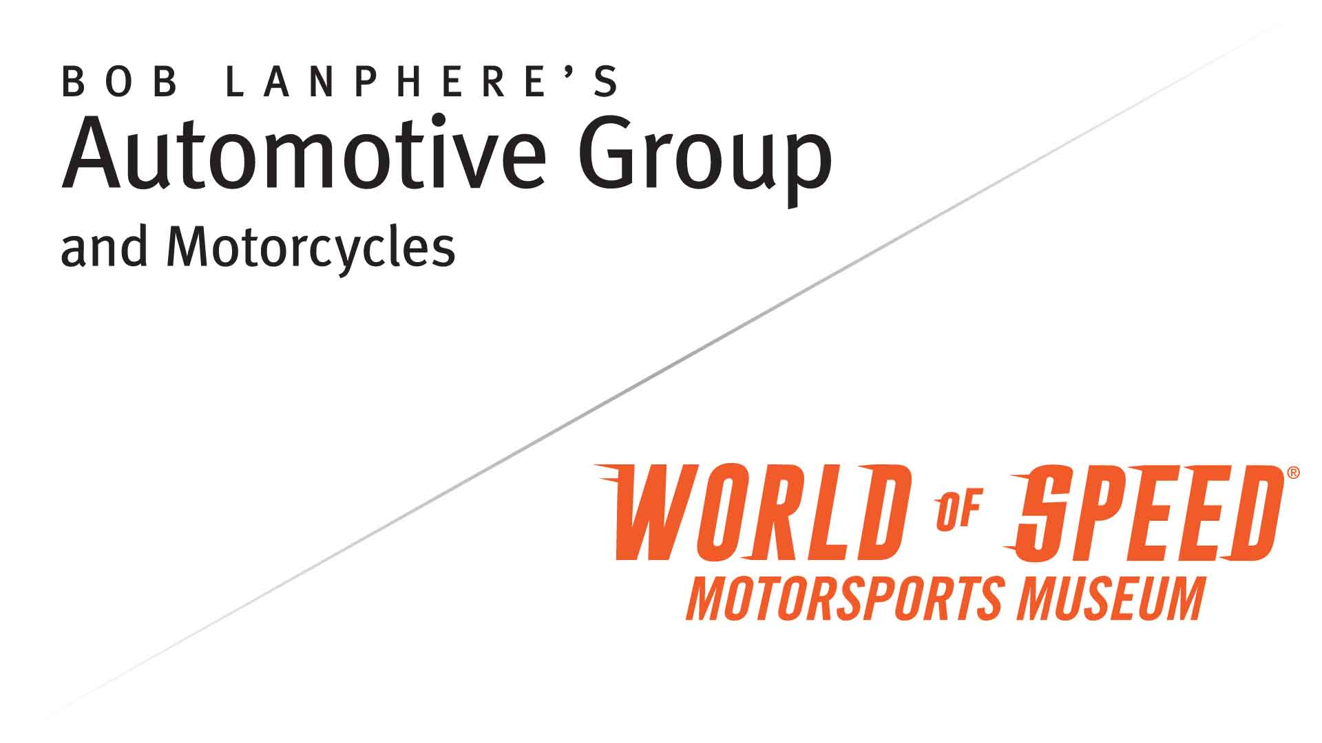 Lanphere Auto Group and Motorcycles and World of Speed Motorsports Museum Join as Partners with Grand Prix of Portland